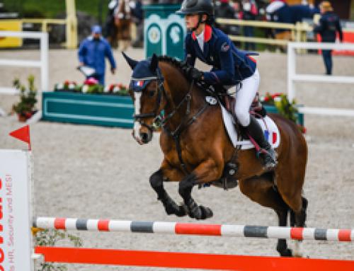 Nationenpreis der Ponyreiter: Start-Ziel-Sieg für Frankreich