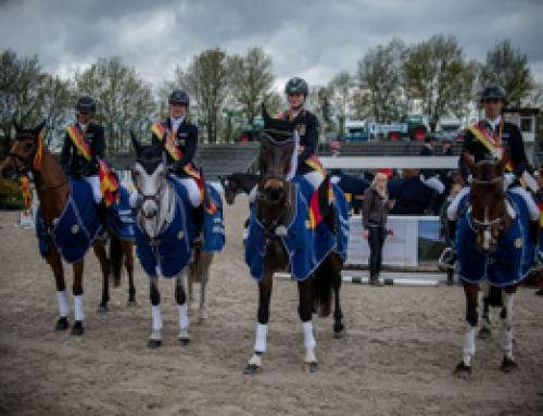 Deutsches Junioren-Team gewinnt den Nationenpreis