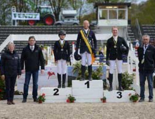 Michael Jung gewinnt CCI2*-L und ist Landesmeister