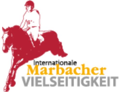 Marbach geht weiter – die Ausschreibung CCI2*-S 6.09.2020 ist online!