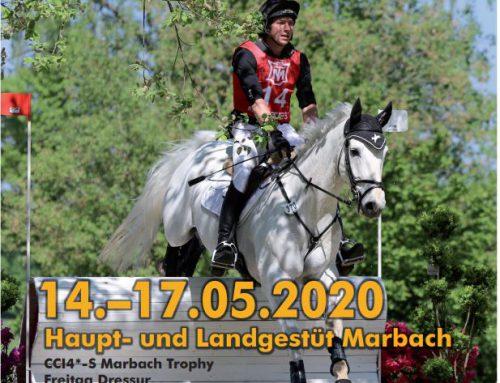 Internationale Marbacher Vielseitigkeit 14.-17.05.2020 – Danke an unsere Sponsoren für ihre Unterstützung!